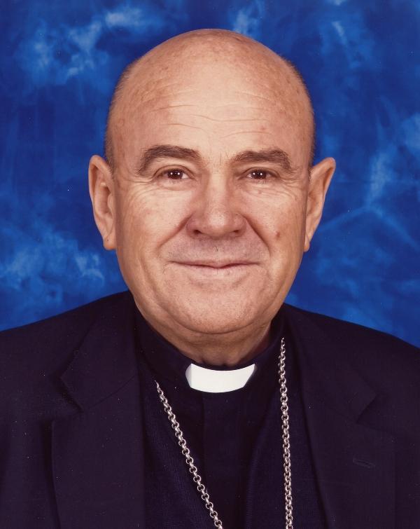 Visita del Sr. Arzobispo al COF Juan Pablo II