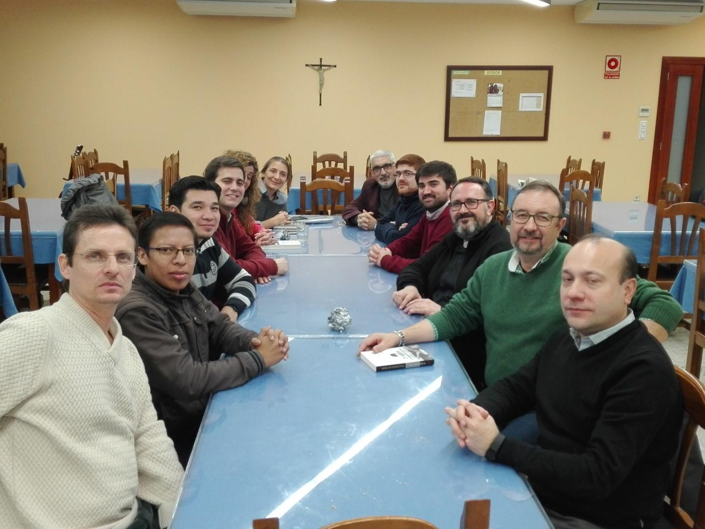El COF en el Seminario Diocesano