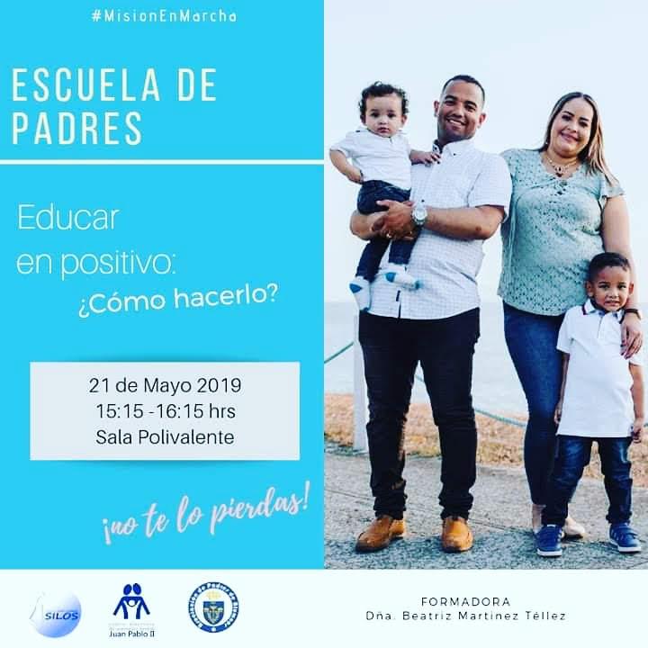 Escuela de padres, centro educativo Santo Domingo de Silos
