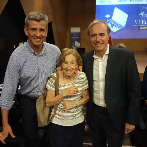 Participación en la VI edición Heraldo de los Premios Aragón en la Red