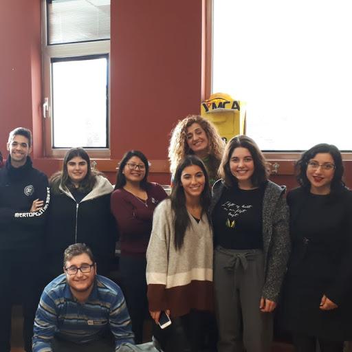 Colaboración con YMCA Zaragoza