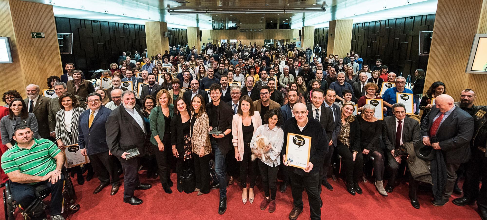Premio Ebrópolis a las Buenas Prácticas Ciudadanas