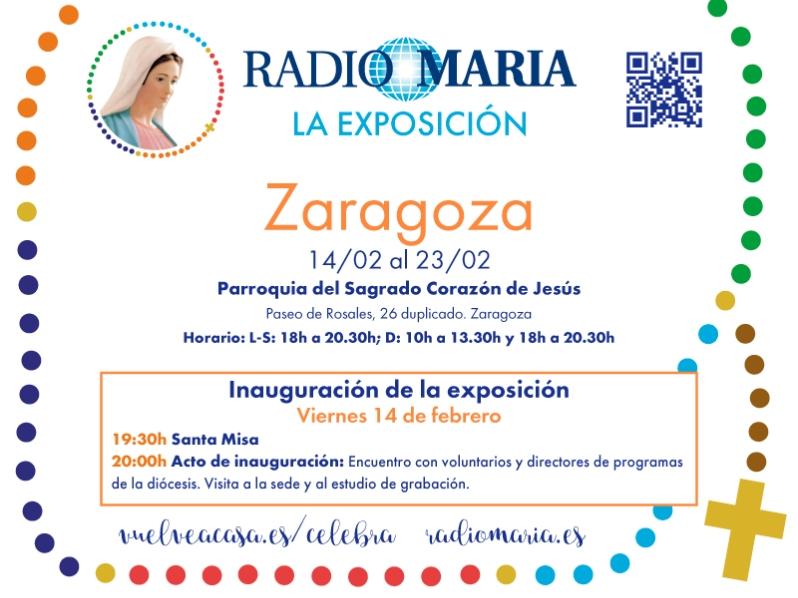 El COF en la exposición itinerante de Radio María