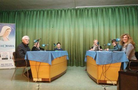 Con Radio María ¡grabación en vivo!