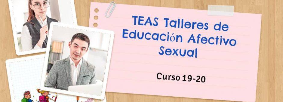 Finalizan los TEAS (talleres de educación afectivo sexual) por este curso