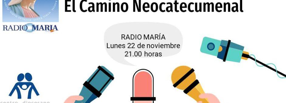 De nuevo el COF en Radio María