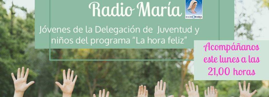 Los niños y jóvenes en Radio María
