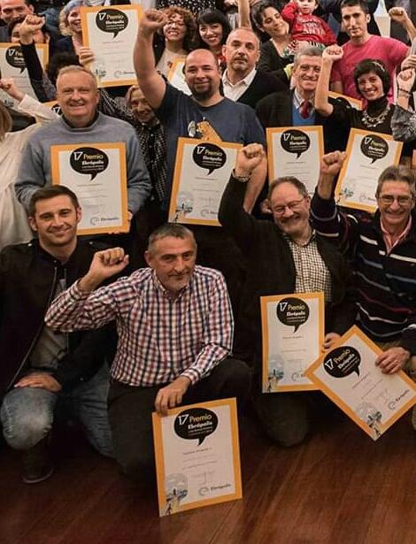 17 Premio Ebrópolis a las Buenas Prácticas Ciudadanas