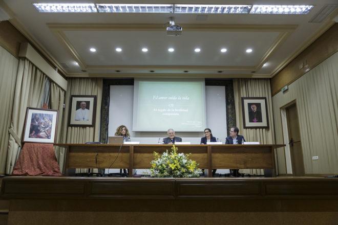 Participación en la Semana de la Familia de la diócesis de Córdoba