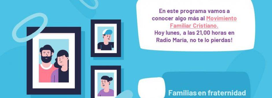 El COF colabora con Radio María!