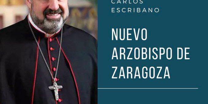 El COF acoge con entusiasmo el nuevo obispo, D. Carlos Escribano