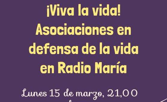 Viva la vida! (El COF en Radio María)